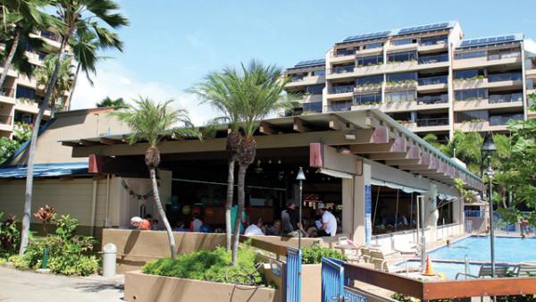 Beach House Bar and Grill Kahana